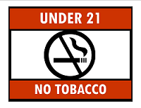 No Smoking under 21