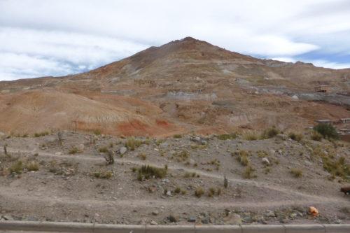 """Cerro Rico, the """"Rich Mountain"""""""
