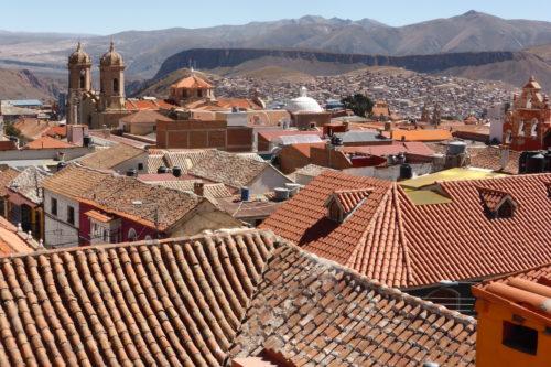 Rooftops of Potosi