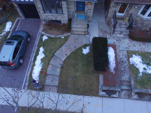 Front Yard Plan