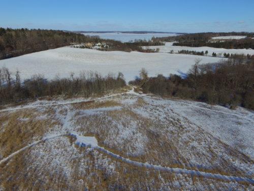 Prairie and Rice Lake