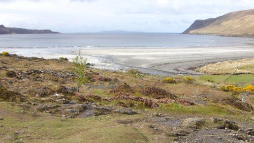 Beach at Glen Brittle