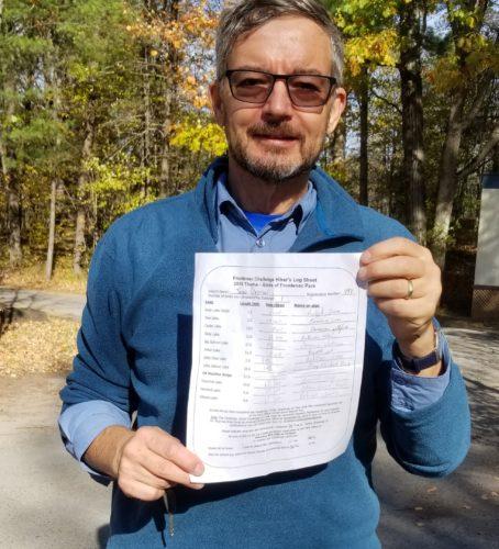 Frontenac Challenge 2018 Dr John S Blog